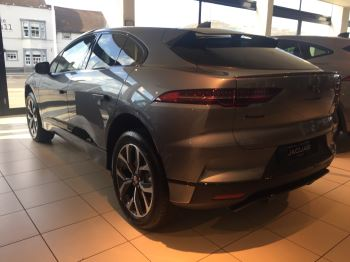 Jaguar I-PACE 90kWh EV400 HSE image 10 thumbnail